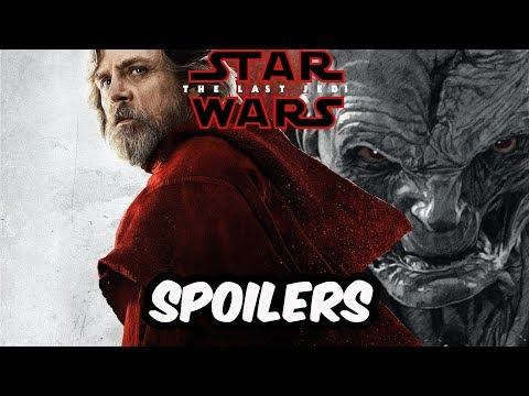 Star Wars The Last Jedi SPOILER Discussion