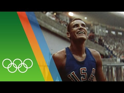 Billy Mills' 10,000m gold at Tokyo 1964 | Epic Olympic Moments
