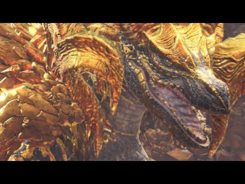 Master rank kulve taroth is easy|Monster Hunter World: Iceborne |