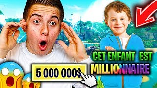 Creative code: How much does MICHOU EARN? (Multi-Millionaire Child) Fortnite Support-A-Creator