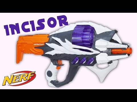 Nerf Incisor (Alien Menace) | Magicbiber