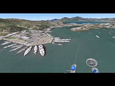 Google Earth VR - Antigua and Barbuda