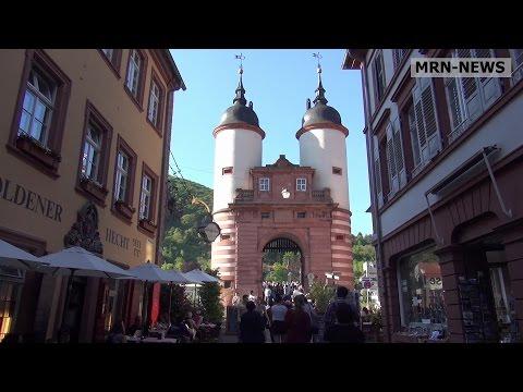 Heidelberg - Tourismus in Heidelberg 2017 - Mathias Schiemer gibt einen Ausblick