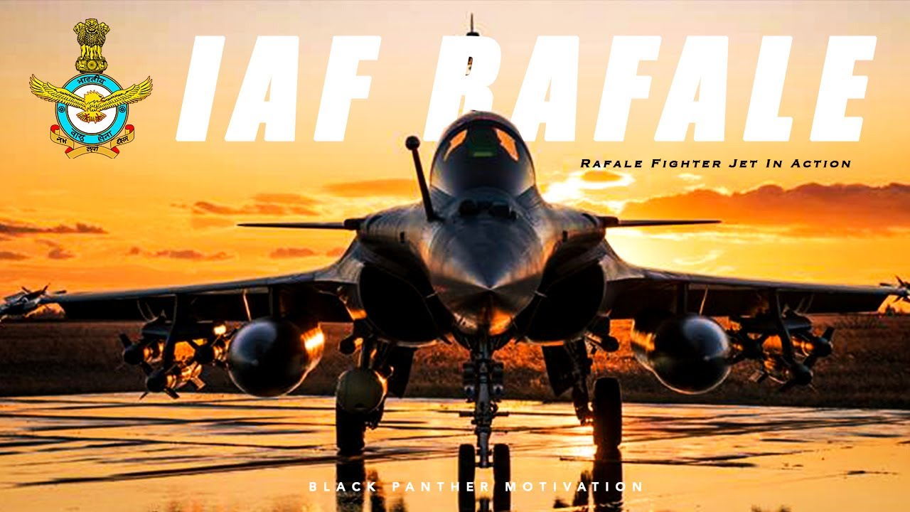 RAFALE IN ACTION | Indian Air Force