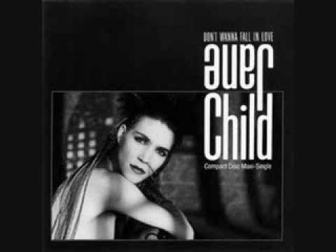 Jane Child I Don't Wanna Fall In Love Teddy Riley Mix