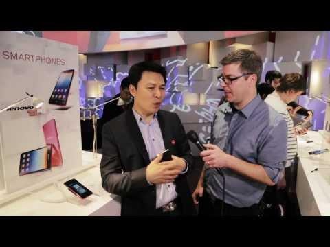The Lenovo Smartphone Story