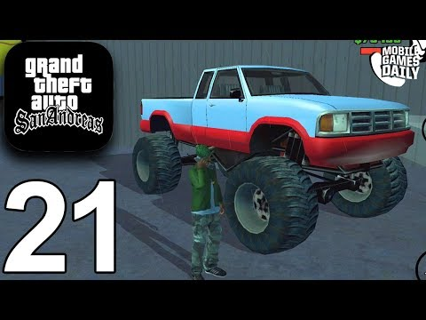 GRAND THEFT AUTO San Andreas Mobile - Gameplay Story Walkthrough Part 21 (iOS Android) thumbnail
