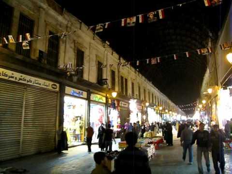 Damascus Souk Walking Tour