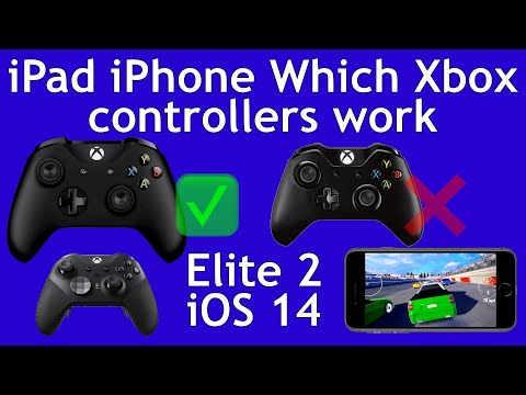 Xbox Controller Not Working With IOS 13? IPad IPhone And Apple TV