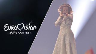Maraaya - Here For You (Slovenia) - LIVE at Eurovision 2015: Semi-Final 2