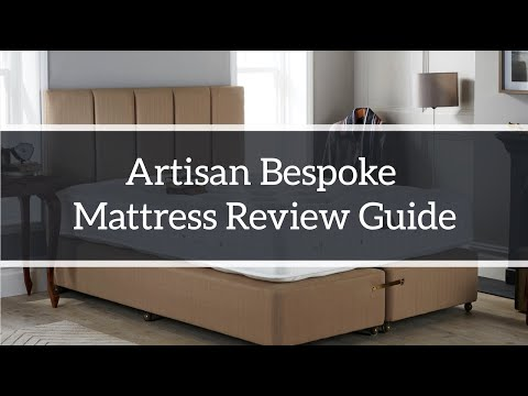 Artisan Bespoke Mattress Review Guide