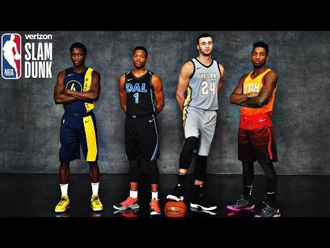 2018 All-Star Slam Dunk Mixtape | Donovan Mitchell SHOWS OUT