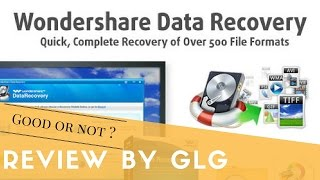 Wondershare Data Recovery, is it relly working ?