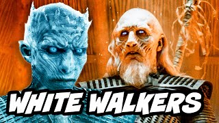 Game Of Thrones Season 6 White Walkers and Night