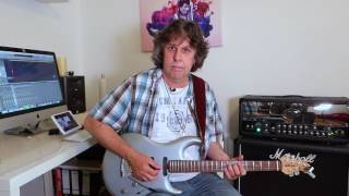 The Tremmory System for Guitars w/ free-floating tremolos (german w/ english subtitles)