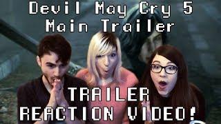 Download Video REACCIÓN tráiler Devil May Cry 5 | Main Trailer MP3 3GP MP4