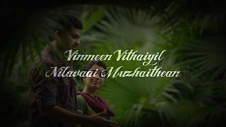 Vinmeen Karaoke Official - Thegidi