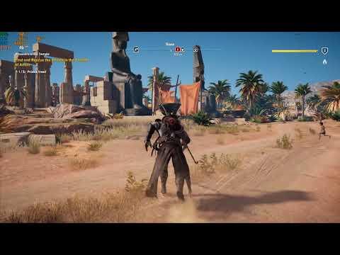 Assassin's Creed Origins FPS Drop Fix | High CPU temperature |