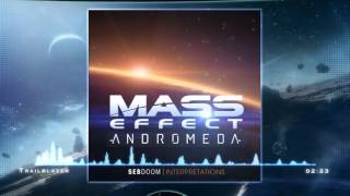 mass effect andromeda trailblazer fan made