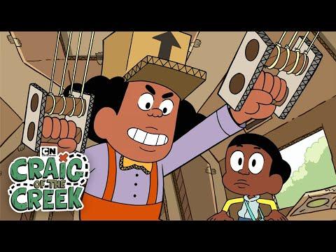Craig of the Creek   Attack On Cardboard City   Cartoon Network