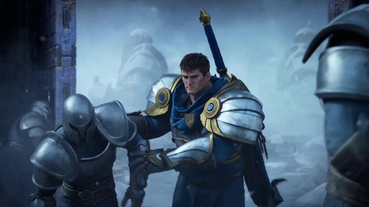 Warriors Season 2020 Cinematic League Of Legends Ft 2wei