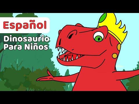 ¡Tiranosaurio Rex! | Dinosaurios Para Niños | Canciones Infantiles | FunForKidsTV