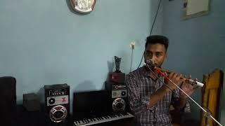 Mittha shikhali flute covered by rakib|মেয়ে তুই আমারে মিথ্যা শিখালি