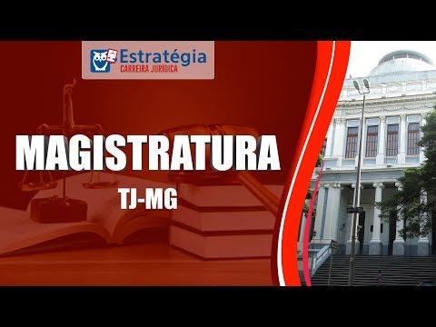 Análise de Edital   TJ-MG Juiz Substituto 2018