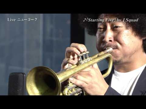 【公式】報道ステーション・テーマ曲 「Starting Five」by JSquad