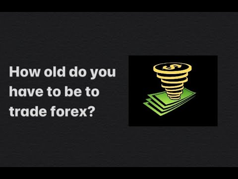 How old do you have to be to trade bitcoin