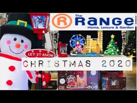 The Range Christmas 2020 Youtube