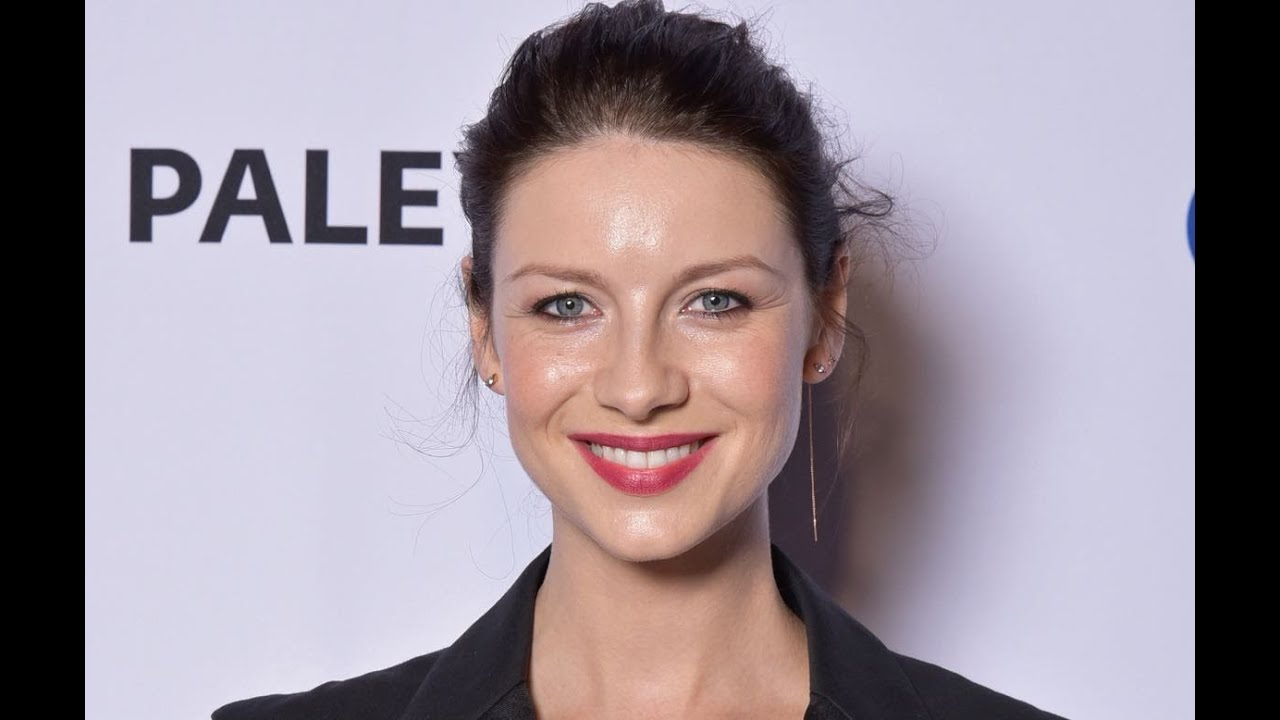 caitriona balfe in golden globes 2017