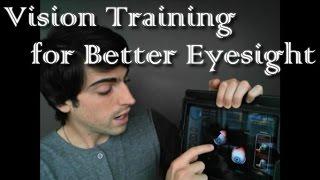 Vision Training for Better Eyesight