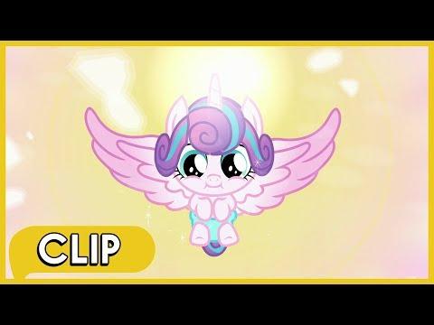 Flurry Heart's Crystalling - MLP: Friendship Is Magic [HD]