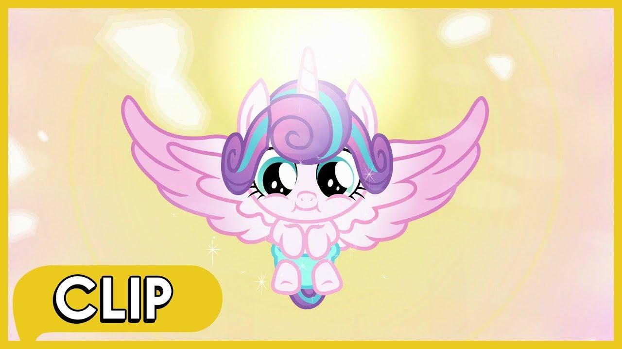 flurry heart s crystalling mlp friendship is magic season 6