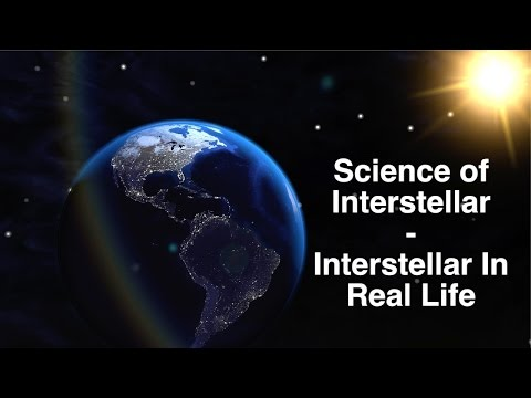 Science of Interstellar - Interstellar Explained