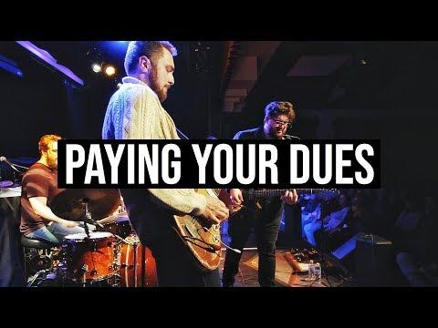 Musician's Life: When Touring Isn't Fun
