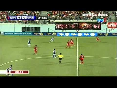 FULLMATCH - Friendly - Malaysia[2] vs Singapore[2] - 8 June 2012