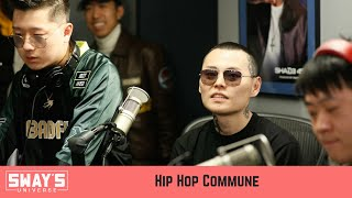 Chinese Rap Group Hip Hop Commune Freestyles on Sway In The Morning | Sway's Universe