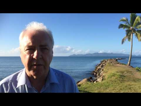 The Rt Revd Christopher Lowson - International Consultation -  Fiji - 7 July 2016