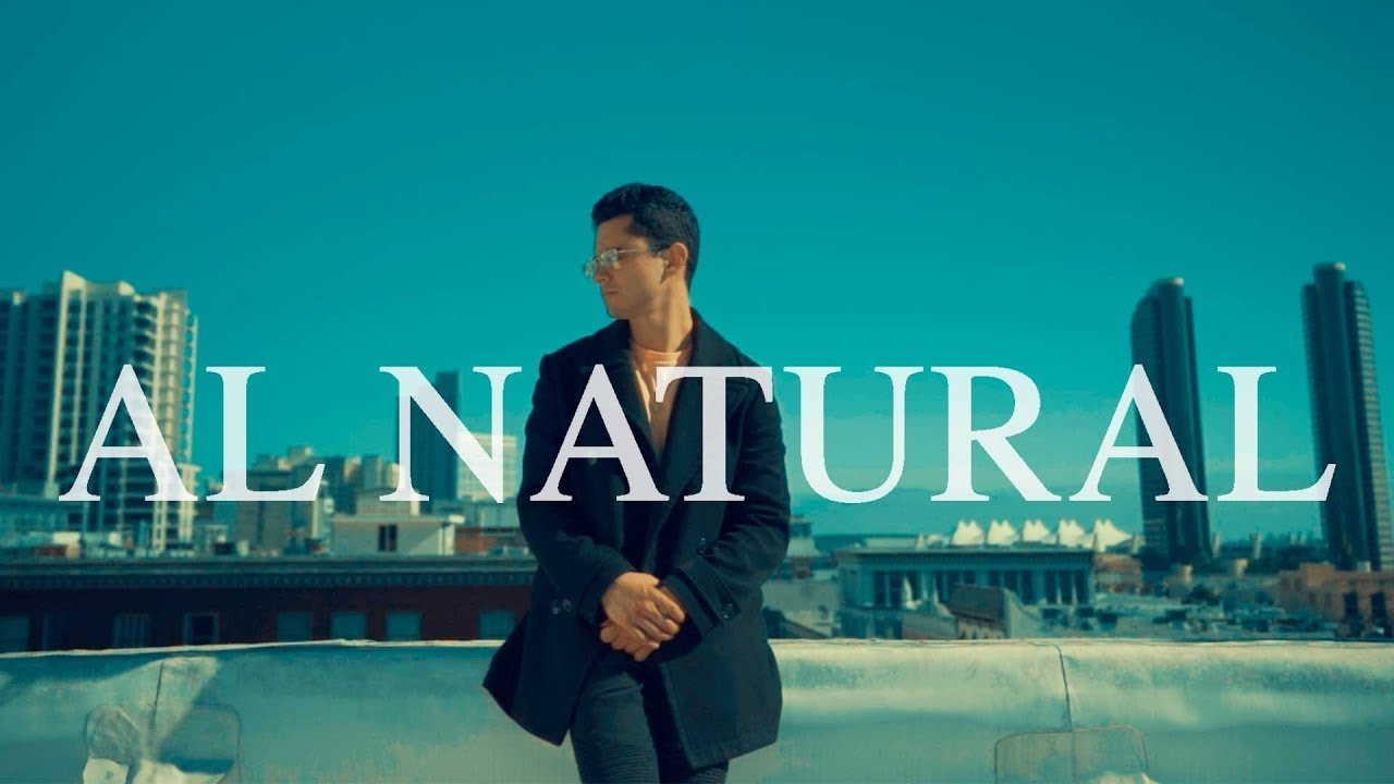 Carlos Carrera - Al Natural (video oficial)