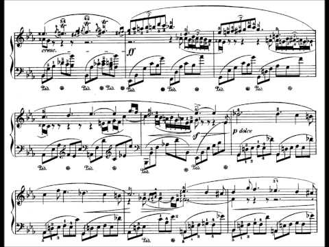 Chopin: Nocturne Op.55 No.2 In E-flat Major (Pogorelich)