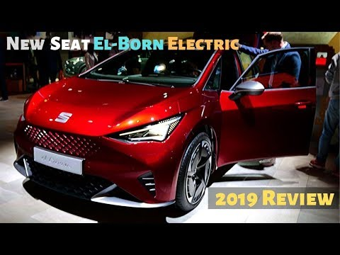New Seat El-Born 2019 Review Interior Exterior l Nicer ID3 Brother