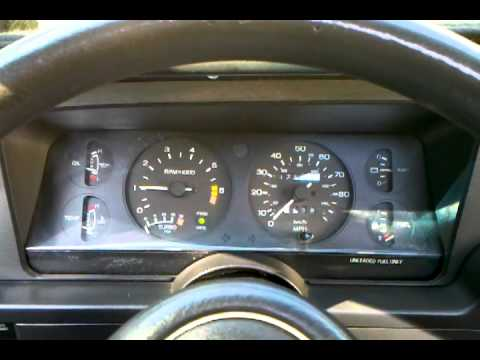 1988 Ford Thunderbird Turbo Coupe Walkaround Youtube