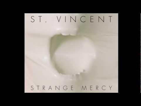 Strange Mercy // Lyrics [HD]