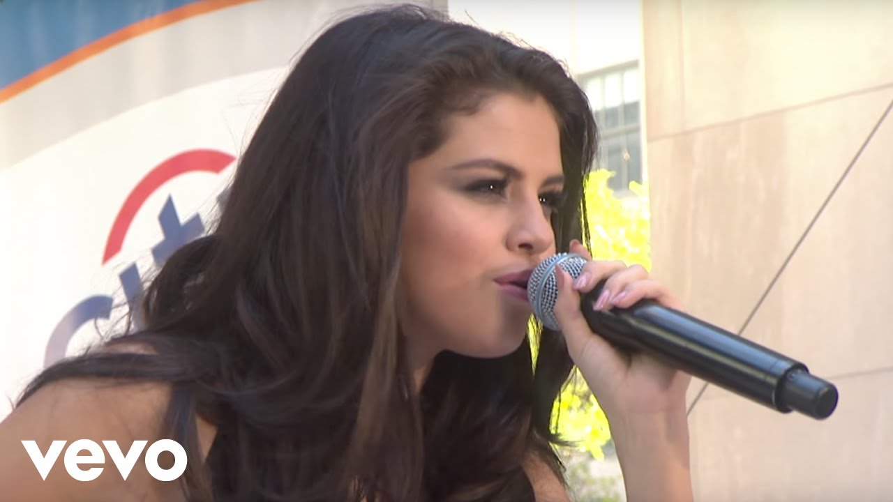 Selena Gomez - Good For You (Citi Concert Today Show)