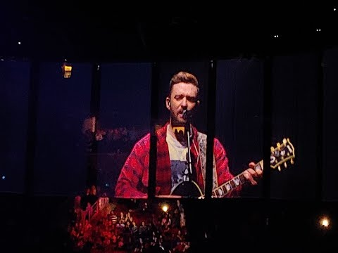 [FAN CAM] Justin Timberlake The Man Of The Woods Tour Toronto