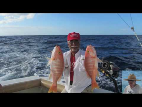 WAHOO FISHING WITH ART KAMM IN THE BAHAMAS