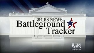 New CBS poll shows Trump, Cruz, Rubio up in key states