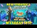 MyVegas Slots App Betting Strategy 2020